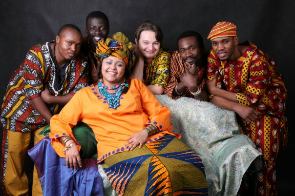 Шоу Африканда, джаз, джаз концерт, джаз клуб Союз Композиторов