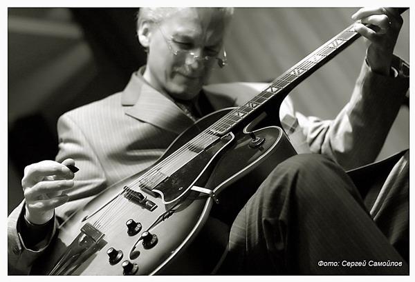 Алексей Кузнецов, джаз, джаз концерт, джаз клуб Союз Композиторов