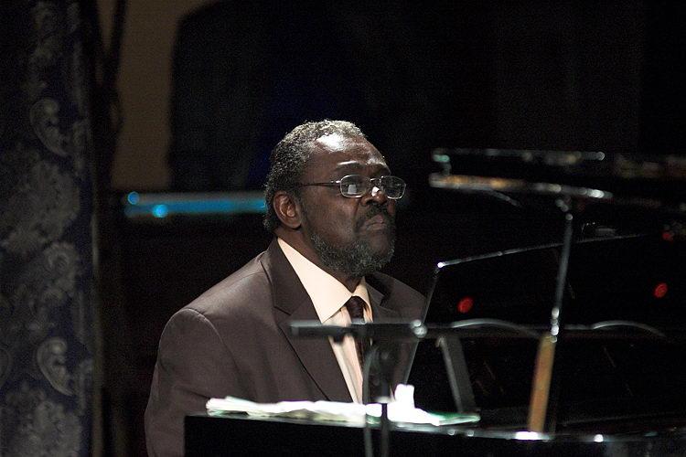 Ларри Уиллис, джаз, джаз концерт, джаз клуб Союз Композиторов