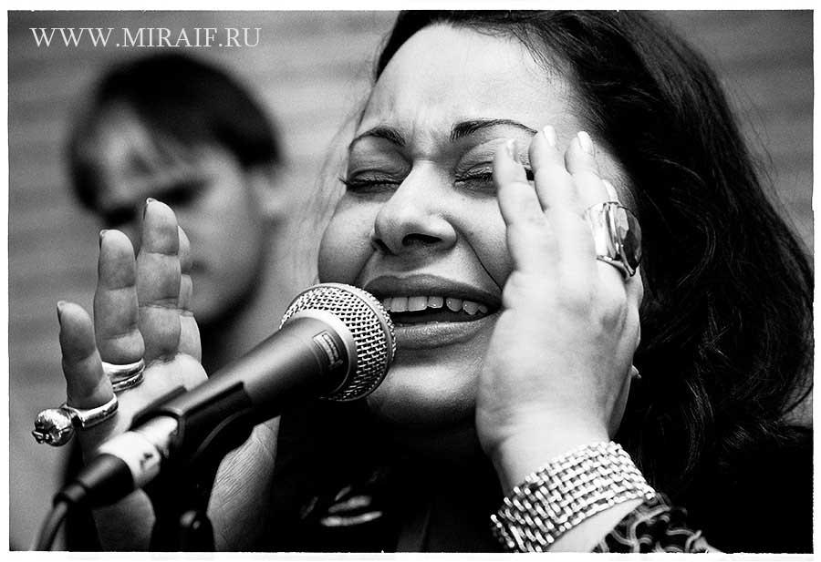 Мариам, джаз, джаз концерт, джаз клуб Союз Композиторов