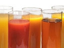 Juice: orange, grapefruit, tomato, apple